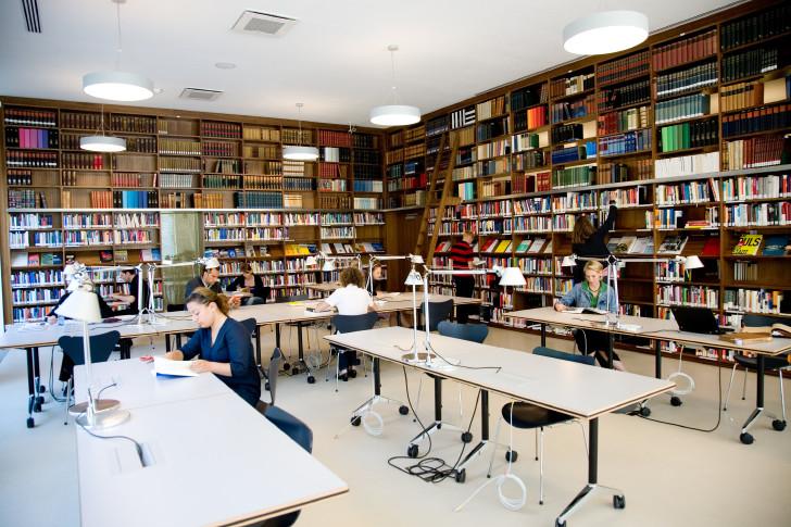 Bibliothek der AK Wien © Lisi Gradnitzer