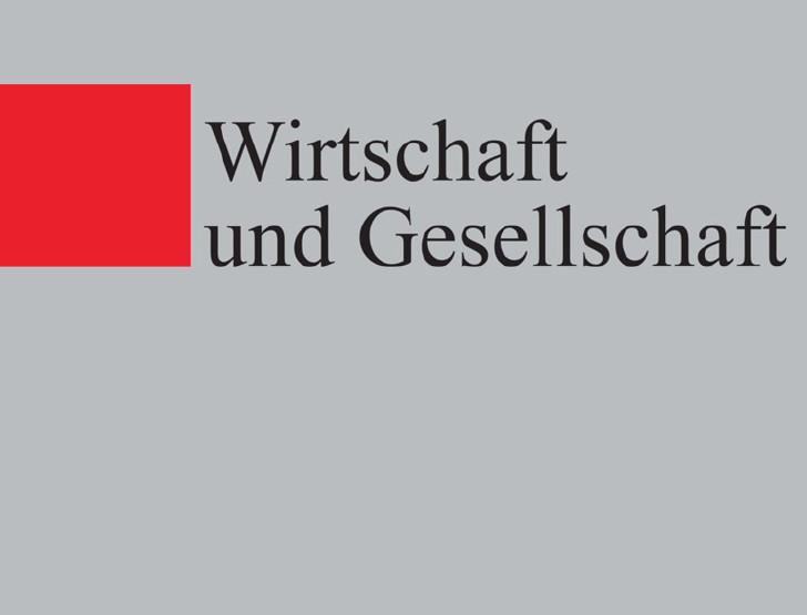 Coverbild Wirtschaft und Gesellschaft © Matthias Schnetzer